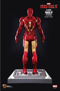 Iron Man Man Mark IV Life Size Statue - LM Treasures Life Size Statues & Prop Rental
