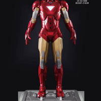 Iron Man Mark VI Life Size Statue - LM Treasures Life Size Statues & Prop Rental