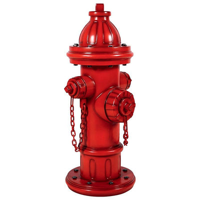 Fire Hydrant 3ft Statue Life Size Resin Prop Decor - LM Treasures Life Size Statues & Prop Rental