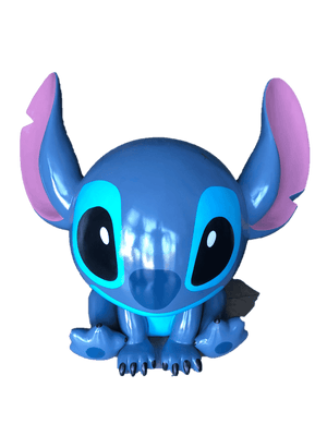 Cartoon Celebrity Stitch Life Size Statue Prop - LM Treasures Life Size Statues & Prop Rental