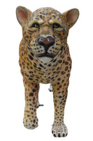 Leopard Life Size Statue - LM Treasures Life Size Statues & Prop Rental