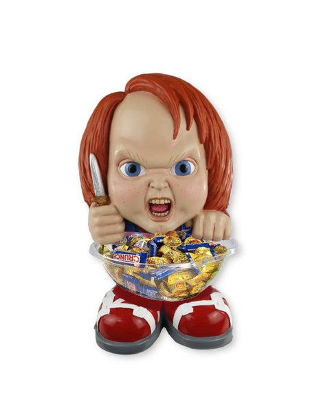 Chucky Candy Bowl from Childs Play 2 - LM Treasures Life Size Statues & Prop Rental