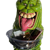 Candy Bowl Holder Sony Ghostbusters Slimer Half Foam Licensed Statue - LM Treasures