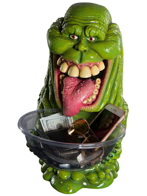 Candy Bowl Holder Ghostbusters Slimer Half Foam Licensed Statue- LM Treasures