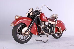 American Motorcycle Table Top Statue - LM Treasures