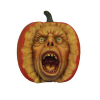 Pumpkin Spooky Big - LM Treasures Life Size Statues & Prop Rental