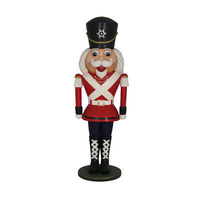 Nutcracker Jimmy - LM Treasures Life Size Statues & Prop Rental