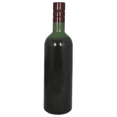 Bottle Wine Over Sized Display Prop Decor Resin Statue - LM Treasures Life Size Statues & Prop Rental