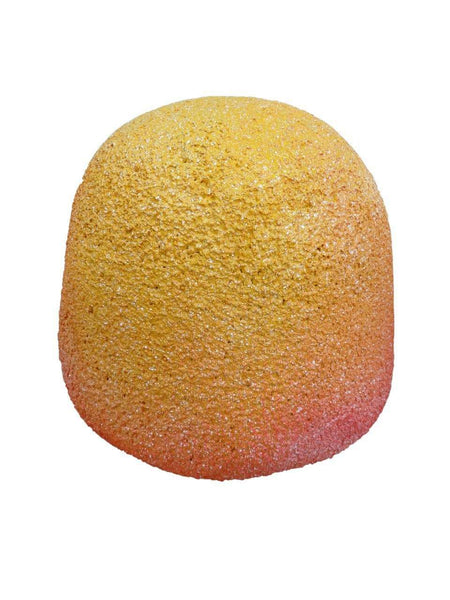 Yellow Gum Drop Over sized Food - LM Treasures Life Size Statues & Prop Rental