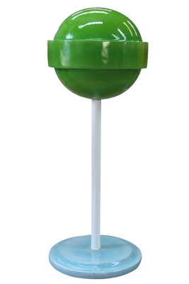 Candy Sugar Pop Mini Green Over Sized Statue - LM Treasures Life Size Statues & Prop Rental