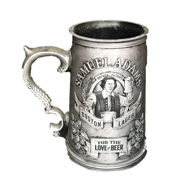 Sam Adams Boston Lager Mug Over Sized Statue - LM Treasures