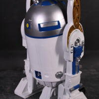 Robot Wine Holder R2D2 Butler Cabinet Movie Prop Resin Decor Statue - LM Treasures Life Size Statues & Prop Rental