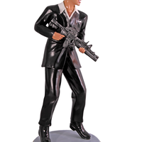 Al Pacino Gangster Small Statue - LM Treasures