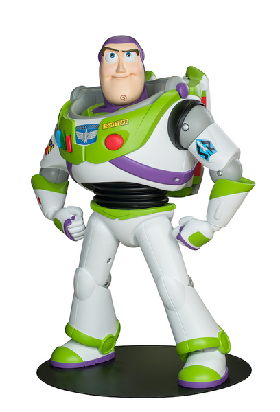 Disney Toy Story Buzz Lightyear Life Size Statue - LM Treasures