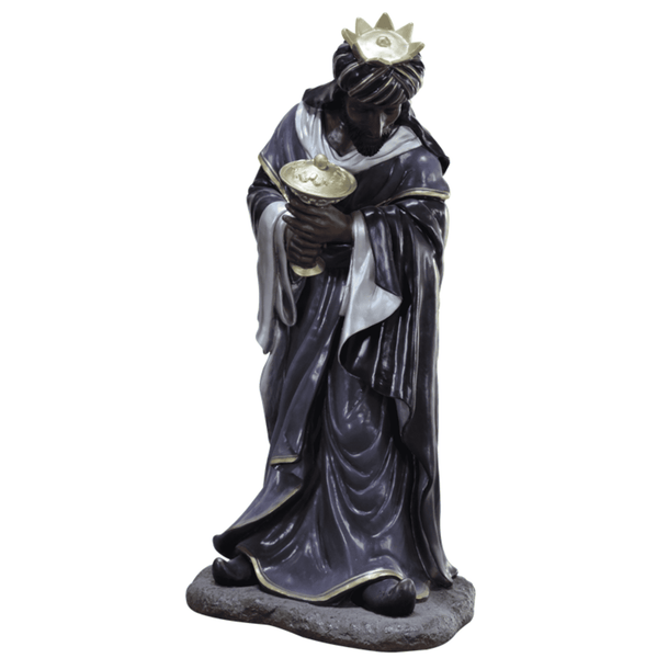 Nativity King 2 - LM Treasures Life Size Statues & Prop Rental