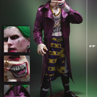 Suicide Squad Joker Life Size Statue Coming Soon- LM Treasures