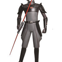 Star Wars Rebels Inquisitor Life Size Statue Rare - LM Treasures