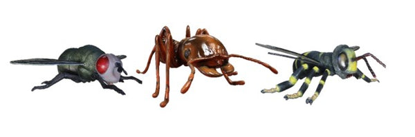 Insect Set of 3C Over Sized Statue - LM Treasures Life Size Statues & Prop Rental