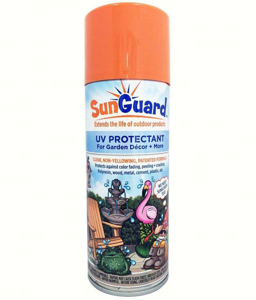 SunGuard UV Protectant for Outdoor Decor/Furniture - LM Treasures Life Size Statues & Prop Rental