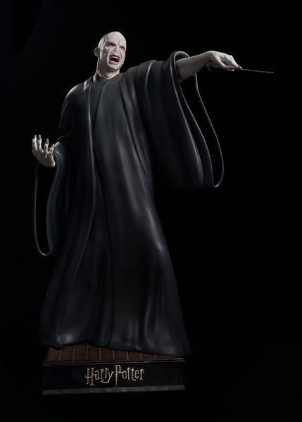 Harry Potter Voldemort Life Size Statue (Richard Bremmer) - LM Treasures Life Size Statues & Prop Rental