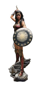 Wonder Women Life Size Statue - LM Treasures Life Size Statues & Prop Rental