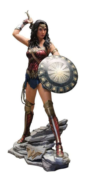 Wonder Women Life Size Statue - LM Treasures