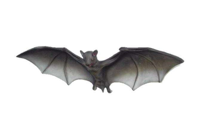 Bat Hanging Halloween Prop - LM Treasures