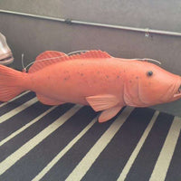 Coral Trout Life Size Statue - LM Treasures