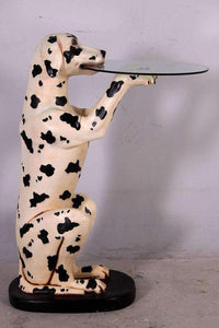 Dalmatian Butler Life Size Statue - LM Treasures Life Size Statues & Prop Rental