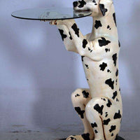 Animal Butler Dog Dalmatian Prop Decor Resin Statue - LM Treasures Life Size Statues & Prop Rental