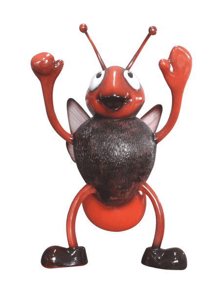 Insect Bee Comic Bug Animal Prop Resin Decor Statue - LM Treasures Life Size Statues & Prop Rental