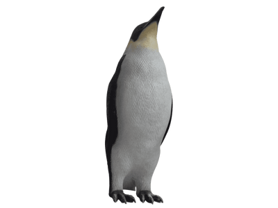 Penguin Female Bird Statue Life Size Prop Decor - LM Treasures Life Size Statues & Prop Rental