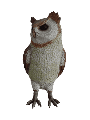 Bird Owl Animal Prop Life Size Resin Statue - LM Treasures Life Size Statues & Prop Rental