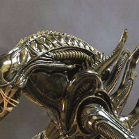 Aliens Alien Warrior Life Size Statue Over 6 feet - LM Treasures Life Size Statues & Prop Rental
