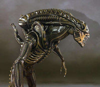 Alien Warrior Life Size Statue Over 6 feet - LM Treasures Life Size Statues & Prop Rental