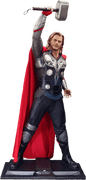 Thor Life Size Statue From The Avengers - Pre Owned- LM Treasures