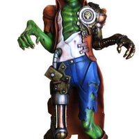 Steampunk Zombie Life Size Statue - LM Treasures Life Size Statues & Prop Rental