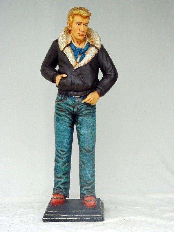 Celebrity James Dean Movie Hollywood Prop Decor Statue - LM Treasures
