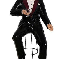 Celebrity Rat Pack Singer Frank - 6 ft. - LM Treasures Life Size Statues & Prop Rental