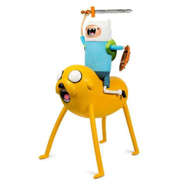 Adventure Time Jake and Finn Foam Figure Statue - LM Treasures Life Size Statues & Prop Rental