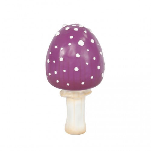 LargePurple Fly Agri Mushroom Over Sized Statue - LM Treasures Life Size Statues & Prop Rental