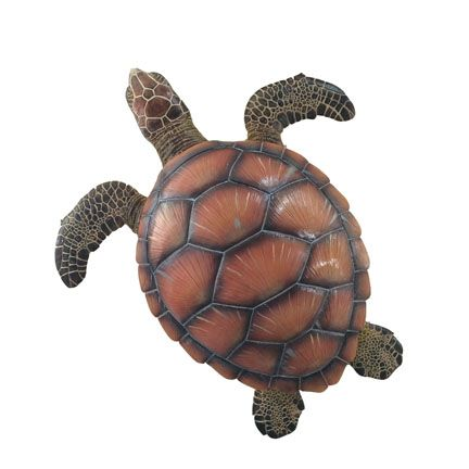 Large Sea Turtle Life Size Statue Prop - LM Treasures Life Size Statues & Prop Rental