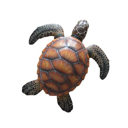 Small Sea Turtle Life Size Statue Prop - LM Treasures Life Size Statues & Prop Rental