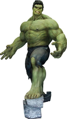 Hulk Life Size Statue From The Avenger