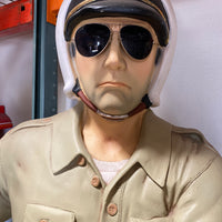 Policeman Highway Patrol Life Size Statue - LM Treasures