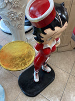 Betty Boop Waitress Small Statue - LM Treasures
