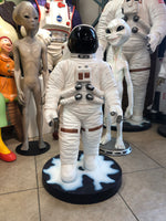 Astronaut Walking Small Statue - LM Treasures