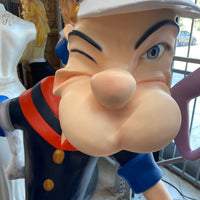 Sailor Guy Life Size Statue - LM Treasures