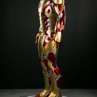 Iron Man Mark 42 Sideshow Life Size Statue - LM Treasures