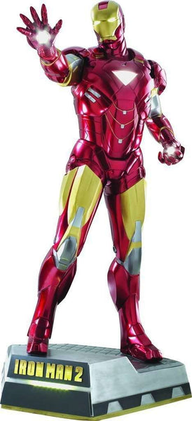 Iron Man 2 (Clean Version) Life Size Statue - LM Treasures